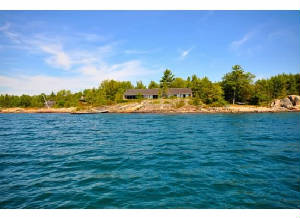 Georgian Bay Luxury Cottage Estate For Sale.